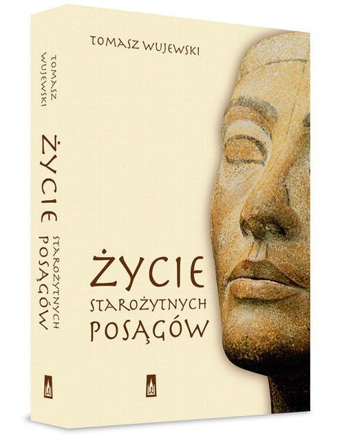 okładka Życie starożytnych posągów, Książka | Wujewski Tomasz
