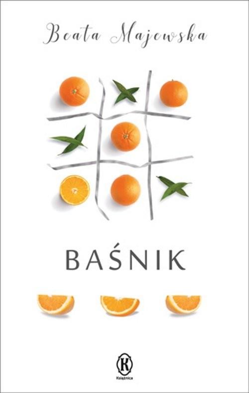 okładka Baśnik, Książka | Beata Majewska