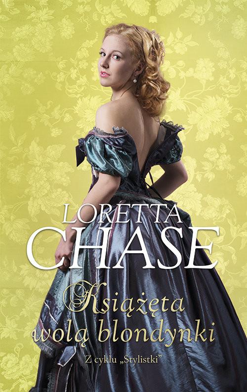 okładka Książęta wolą blondynki, Książka | Chase Loretta