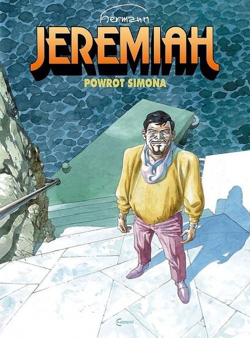 okładka Jeremiah 14 Powrót Simona, Książka | Hermann Huppen