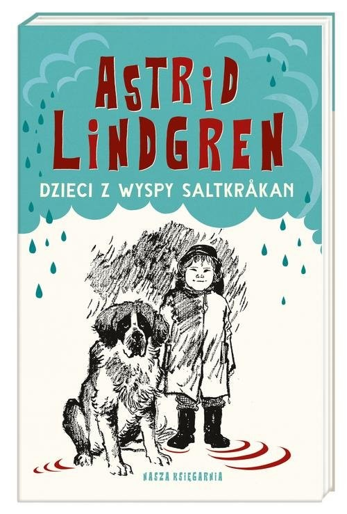 okładka Dzieci z wyspy Saltkrakan, Książka | Lindgren Astrid
