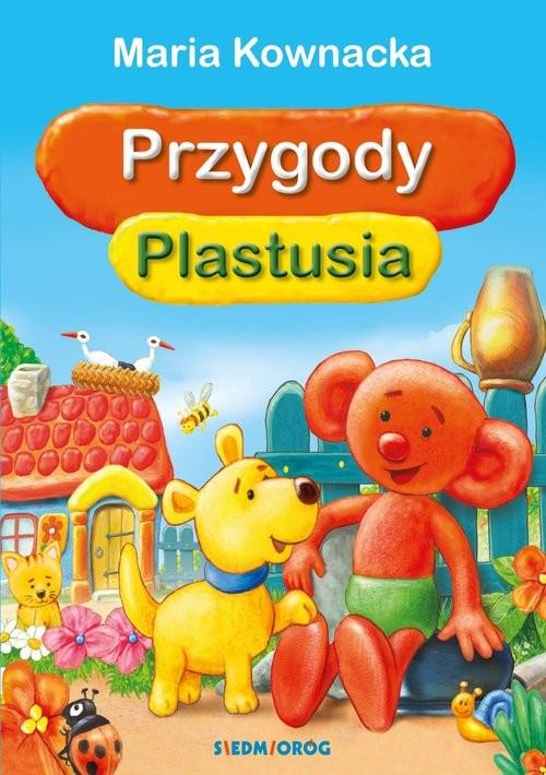 okładka Przygody Plastusiaksiążka |  | Kownacka Maria
