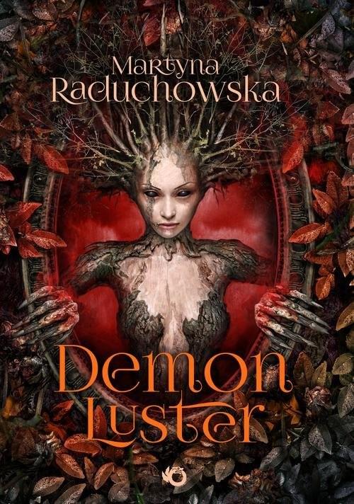 okładka Demon Luster, Książka | Raduchowska Martyna