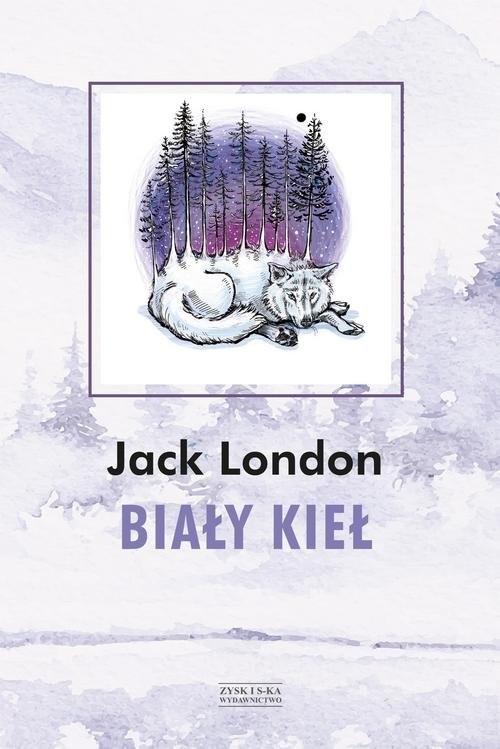 okładka Biały Kiełksiążka      London Jack