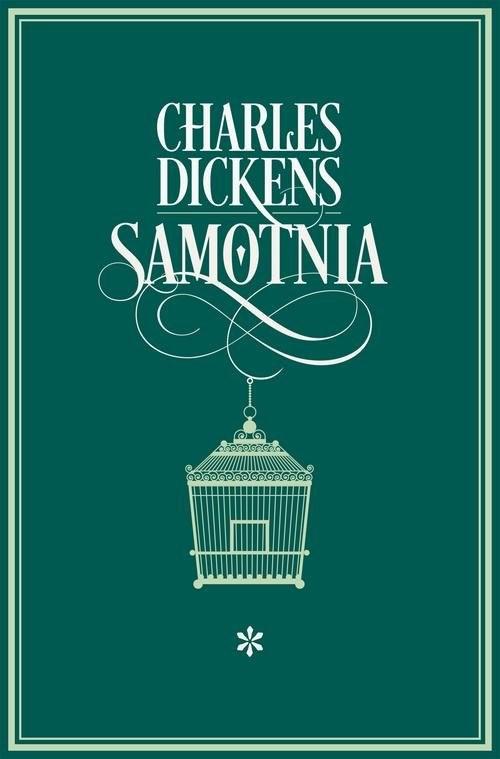 okładka Samotnia Tom 1, Książka | Charles Dickens