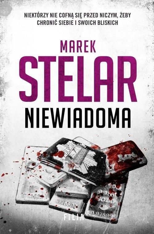 okładka Niewiadoma, Książka | Stelar Marek