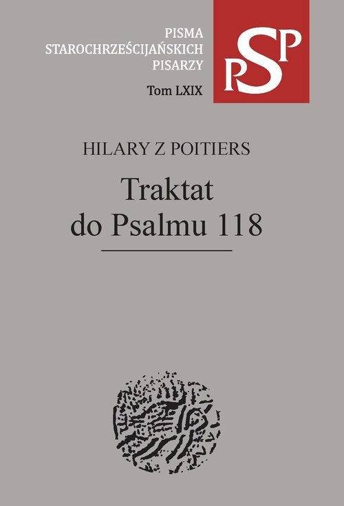 okładka Traktat do Psalmu 118, Książka   z Poitiers Hilary