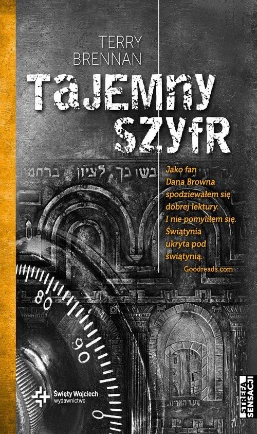 okładka Tajemny szyfrksiążka |  | Brennan Terry