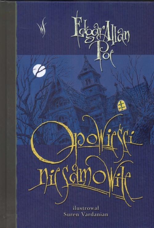 okładka Opowieści niesamowite, Książka | Edgar Allan Poe