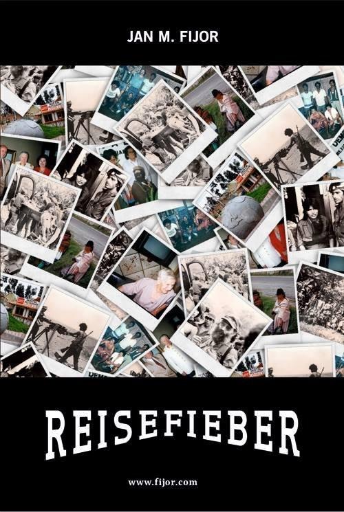 okładka Reisefieber, Książka | Fijor Jan