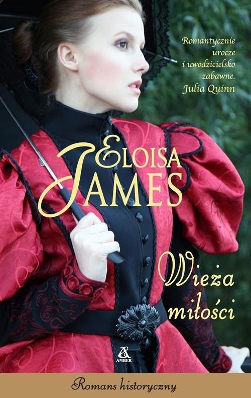 okładka Wieża miłości, Książka | James Eloisa