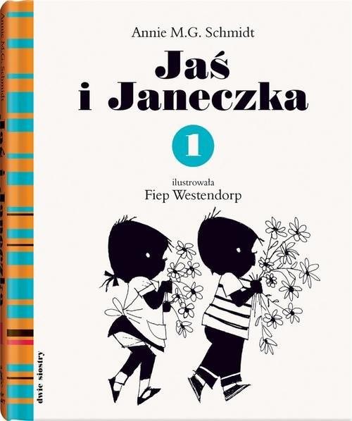 okładka Jaś i Janeczka 1, Książka | Annie M.G. Schmidt