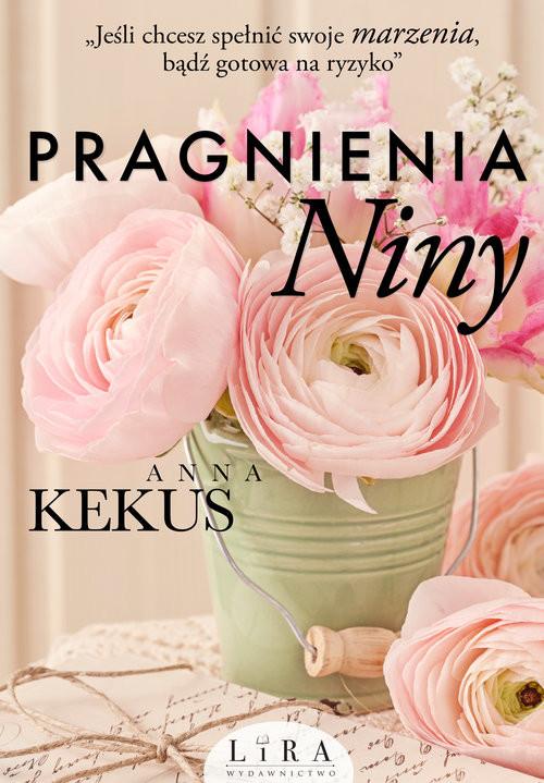 okładka Pragnienia Niny, Książka | Kekus Anna