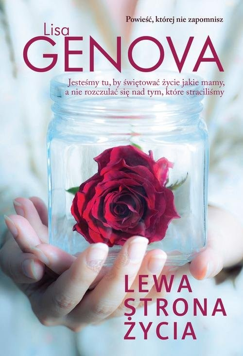 okładka Lewa strona życiaksiążka |  | Lisa Genova