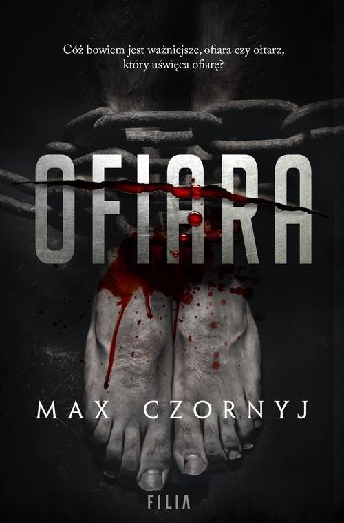 okładka Ofiara, Książka | Czornyj Max