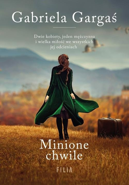 okładka Minione chwile, Książka | Gargaś Gabriela