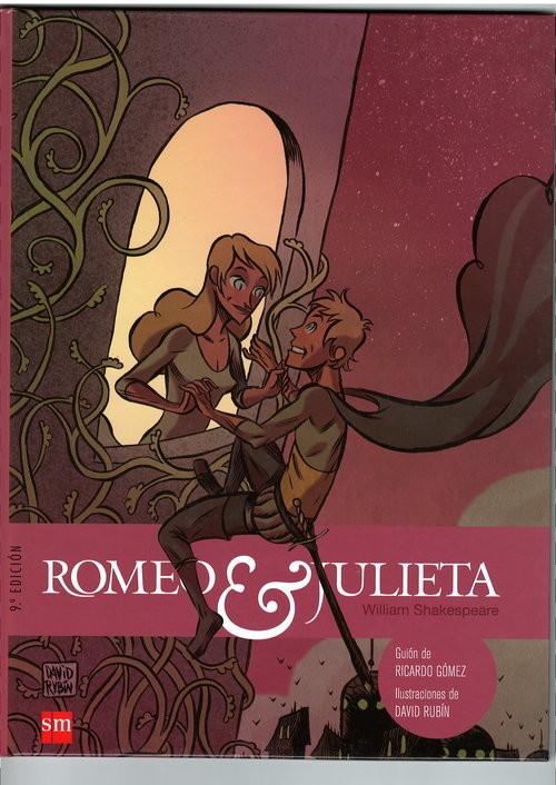 okładka Romeo Y Julieta, Książka | William Shakespeare, Ricardo Gomez, Dav Rubin