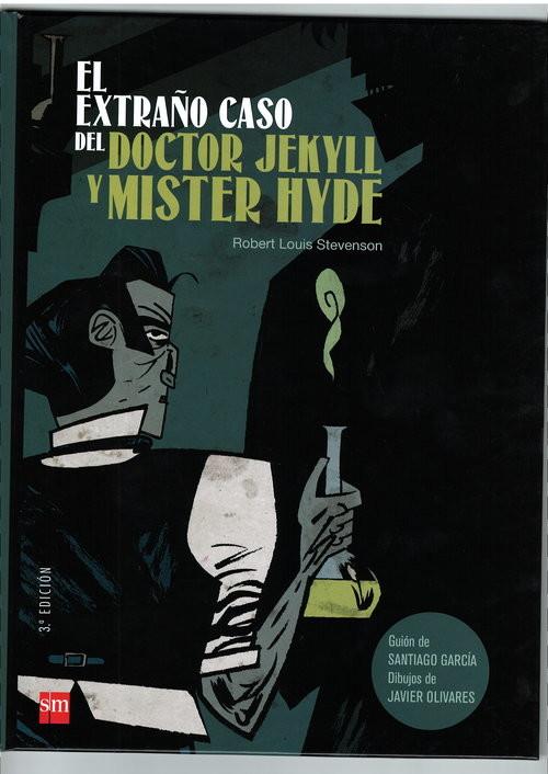 okładka Extrano caso del Doctor Jekyll y Mister Hyde komiks, Książka | Robert Louis Stevenson
