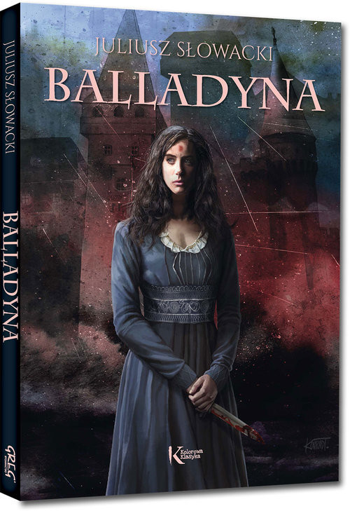 okładka Balladyna, Książka | Juliusz Słowacki