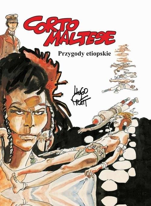 okładka Corto Maltese Tom .5 Przygody etiopskie, Książka | Hugo Pratt