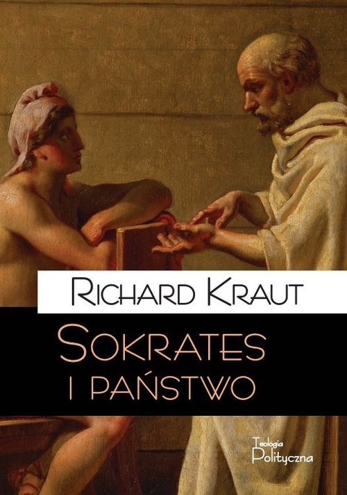 okładka Sokrates i państwo, Książka | Kraut Richard