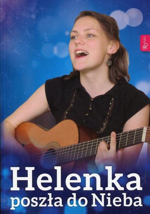 okładka Helenka poszła do Nieba, Książka | Małgorzata Pabis