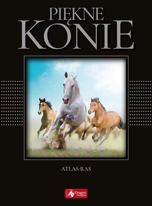 okładka Piękne konie, Książka | Piechocka Katarzyna