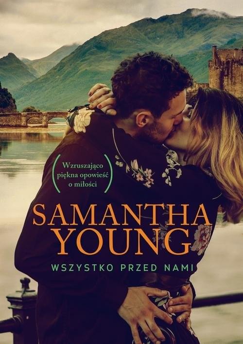 okładka Wszystko przed nami, Książka | Samantha Young