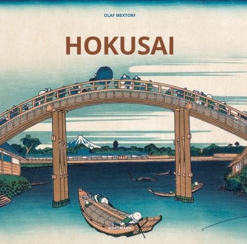 okładka Hokusai, Książka   Mextorf Olaf