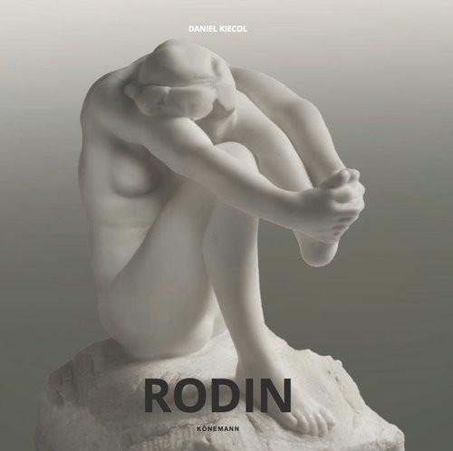 okładka Rodin, Książka   Kiecol Daniel