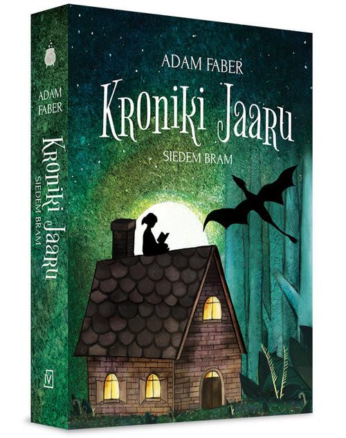 okładka Siedem bram, Książka | Faber Adam