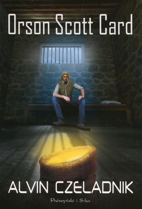 okładka Alvin czeladnik, Książka | Orson Scott Card