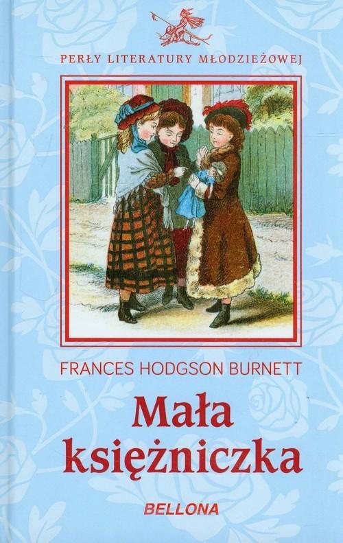 okładka Mała księżniczka, Książka | Frances Hodgson Burnett
