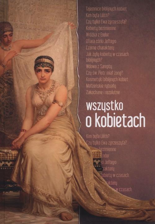 okładka Wszystko o kobietachksiążka      Anna Dąbrowska