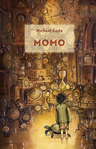 okładka Momo, Książka | Ende Michael
