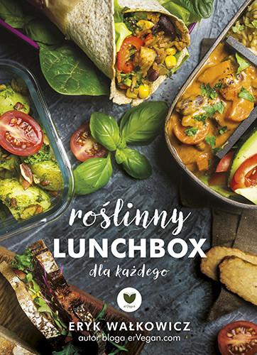 okładka Roślinny lunchbox dla każdego, Książka | Wałkowicz Eryk