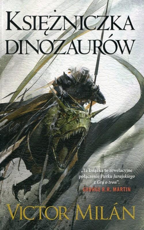 okładka Władcy dinozaurów Tom 3 Księżniczka dinozaurów, Książka | Victor  Milan