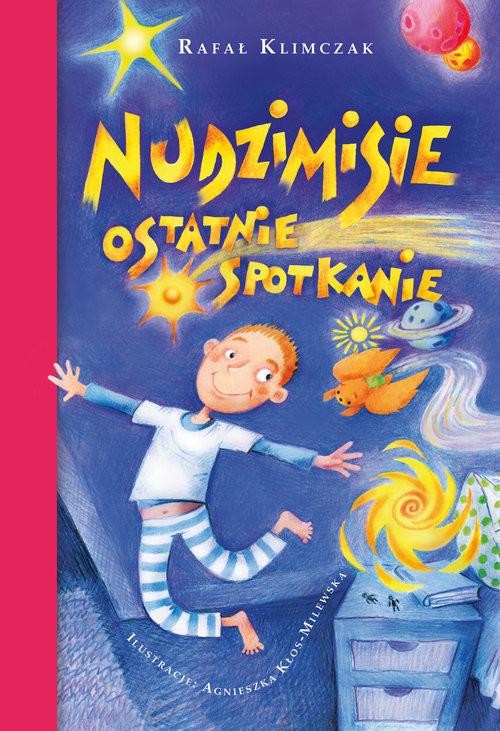 okładka Nudzimisie Ostatnie spotkanie, Książka | Klimczak Rafał