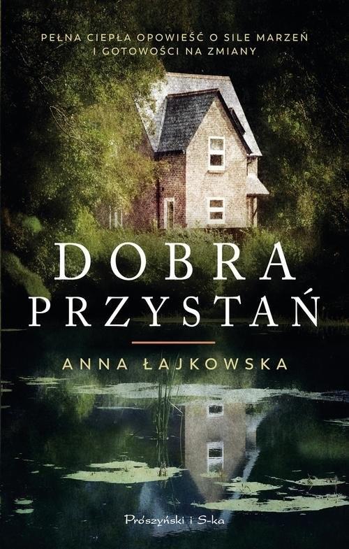 okładka Dobra przystań, Książka | Anna Łajkowska