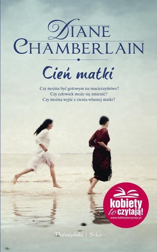 okładka Cień matki, Książka | Chamberlain Diane