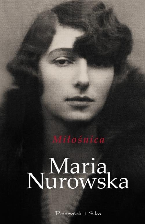 okładka Miłośnica, Książka | Maria Nurowska
