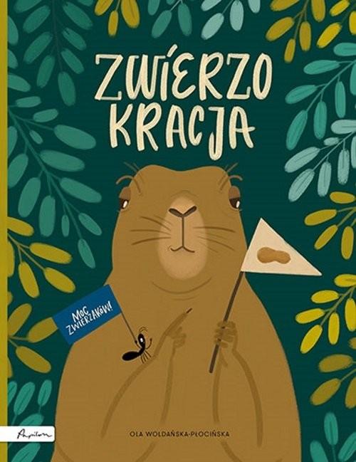 okładka Zwierzokracja, Książka | Woldańska-Płocińska Ola