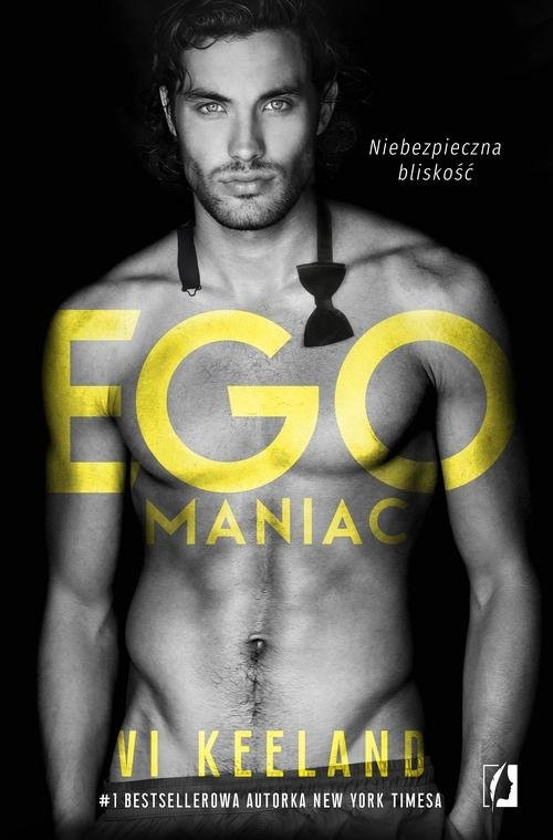 okładka Egomaniac, Książka   Vi Keeland