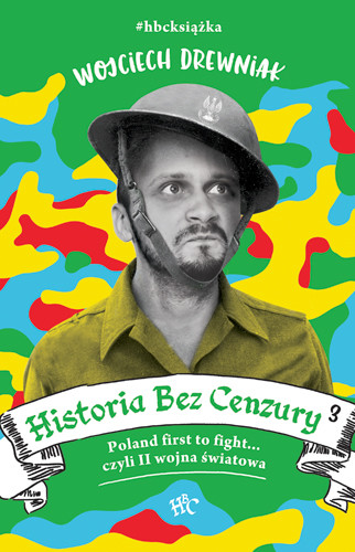 okładka Historia bez cenzury 3, Książka | Wojciech Drewniak