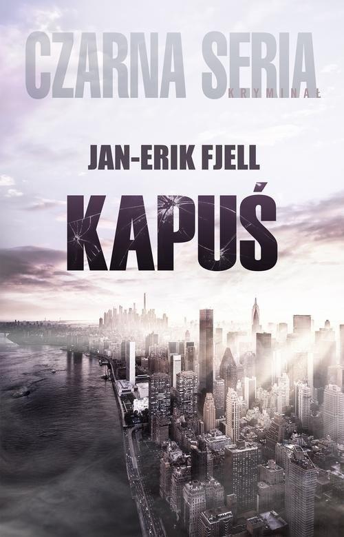 okładka Kapuś, Książka | Jan-Erik Fjell
