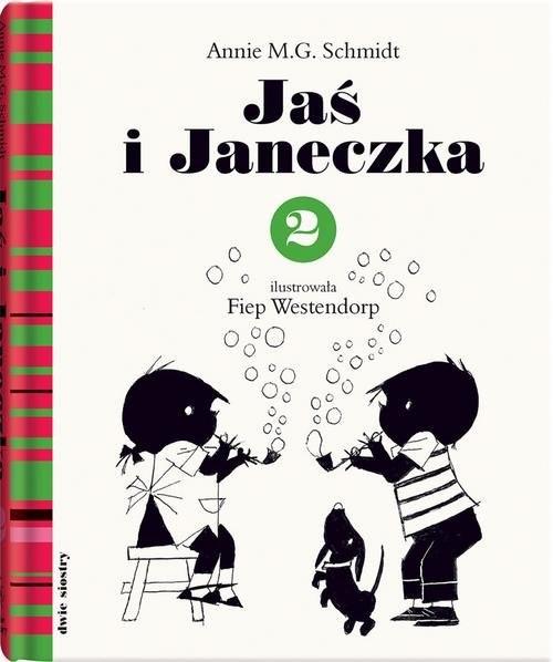 okładka Jaś i Janeczka 2, Książka | Schmidt Annie M.G.