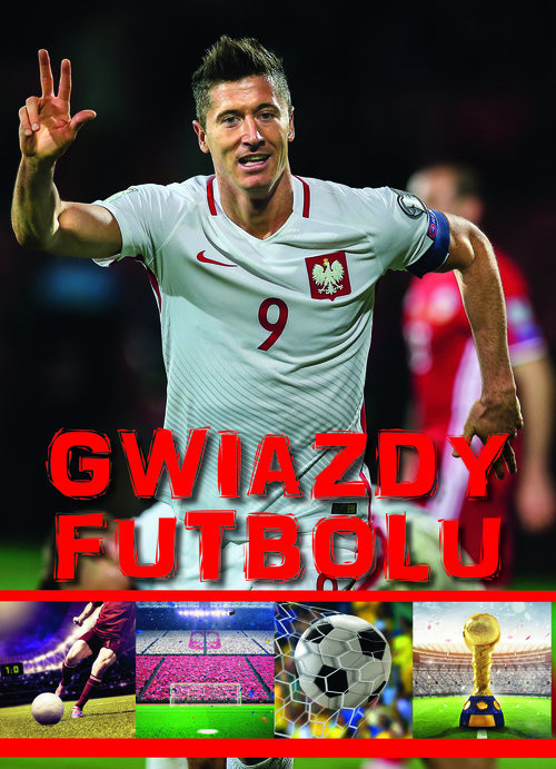 okładka Gwiazdy futbolu, Książka | Szymanowski P