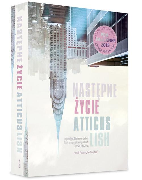 okładka Następne życie, Książka | Atticus Lish