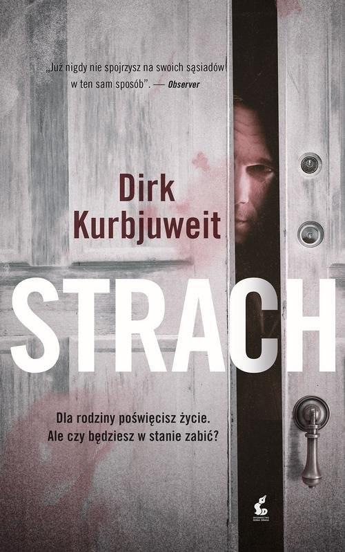 okładka Strach, Książka | Kurbjuweit Dirk