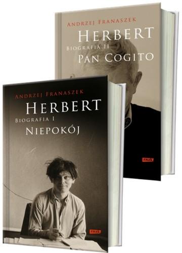 okładka Herbert. Biografiaksiążka |  | Andrzej Franaszek
